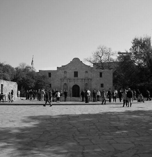 Remember the Alamo by Jennifer Suttle