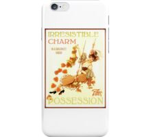 BioShock Infinite – Possession Poster (Swing) iPhone Case/Skin