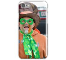 St. Patrick's Day Parade - People | Center Moriches, New York iPhone Case/Skin