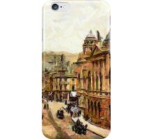 The High Street, Bath, Somerset, England iPhone Case/Skin