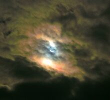 Clouded Eclipse by George Hunter