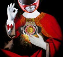 Saint Red Sticker