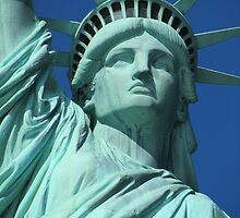 Statue of Liberty by northernsecret