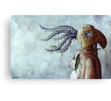 Octopus Man Canvas Print