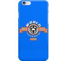 The World Tournament Original iPhone Case/Skin