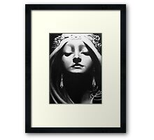 The Nature Of Mucha Framed Print