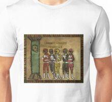 Power Rangers Medieval Force Unisex T-Shirt