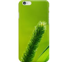 Green Grass And Sun - Have a nice life iPhone Case/Skin