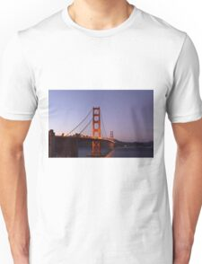 Golden Gate Bridge in San Francisco Unisex T-Shirt