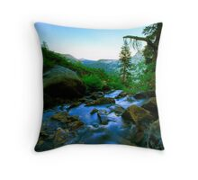 Forth of July Creek Throw Pillow