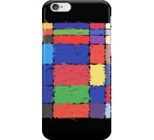 Childhood Colours iPhone Case/Skin