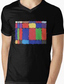 Childhood Colours Mens V-Neck T-Shirt