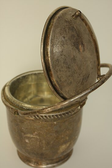 Tarnished Bucket by Joe Powell