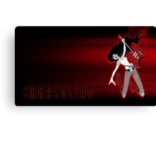 Adventure time Marceline Canvas Print