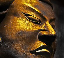 The Angry Buddha by lastgasp