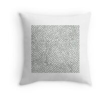 Daisy Field Forever Throw Pillow
