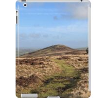 Mountains and Hills iPad Case/Skin