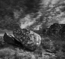 Stone in half by Juan José  Márquez