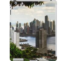 Panama City iPad Case/Skin