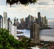 Panama City Sticker