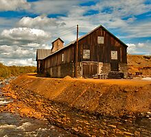 Mining Industry Røros by itchingink
