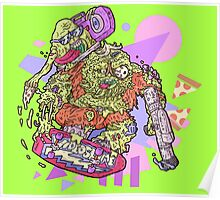 Muck Shred Poster