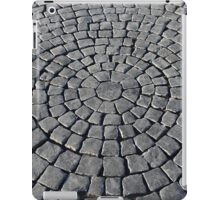 smooth cobblestones iPad Case/Skin