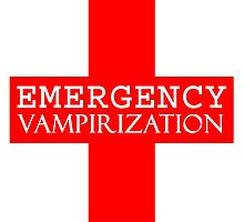 Emergency Vampirization by sisterphipps