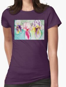 bright and bold irises T-Shirt