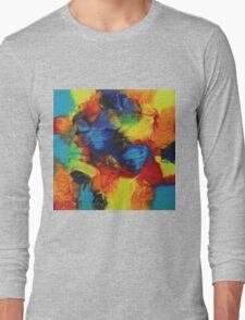 """Audacity"" original abstract artwork Long Sleeve T-Shirt"