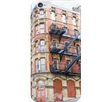 Old Brick Building iPhone Case/Skin