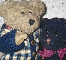Beary Good Friends by Rebecca Bryson