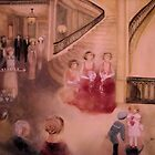 Guests Are Arriving by Tokiko Anderson by TokikoAnderson