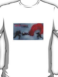 Tokyo Ghoul - Keneki vs. Amon T-Shirt