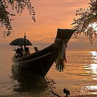 Koh Tao Sunset ( Thailand) by MissSunshine