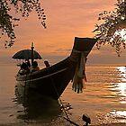 Koh Tao Sunset ( Thailand) by MissSunshine