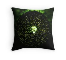 Kryptonite Throw Pillow