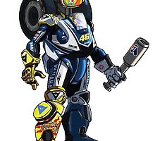 VR46 Robot by titiek