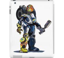 VR46 Robot iPad Case/Skin
