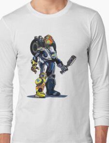 VR46 Robot Long Sleeve T-Shirt
