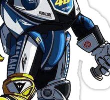 VR46 Robot Sticker