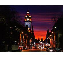 Edinburgh Evening News 21.03.2015 Photographic Print
