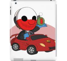 The Kart Shop Heist. iPad Case/Skin