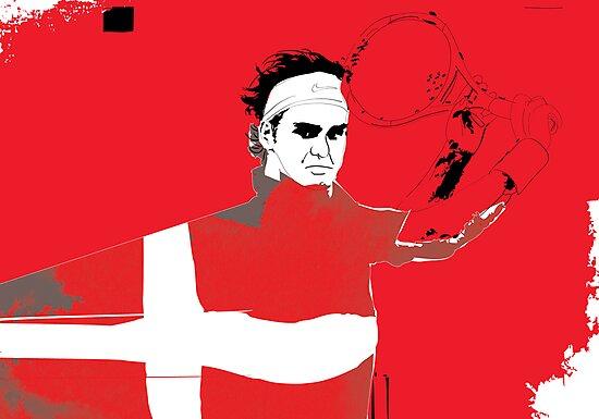 Roger Federer by vietnamthemovie