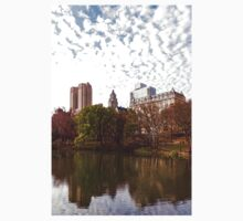 New York City Central Park Living - Impressions Of Manhattan One Piece - Long Sleeve
