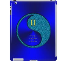 Gemini & Ox Yin Water iPad Case/Skin