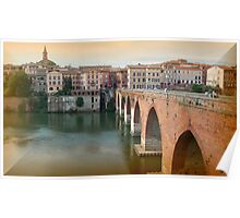 Albi - the pink city  Poster