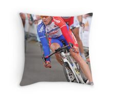 Elite Riding Throw Pillow