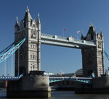 Tower Bridge, London by northernsecret