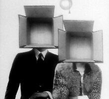 MR AND MRS BOXHEAD by Anthony DiMichele